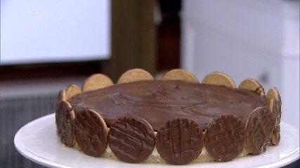 Aprenda com a Ana Maria a fazer torta holandesa