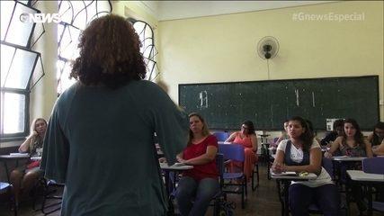 O retrato da formação dos professores do ensino médio no país