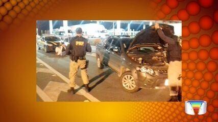 Vereador da Bahia é preso com carro roubado na Fernão Dias