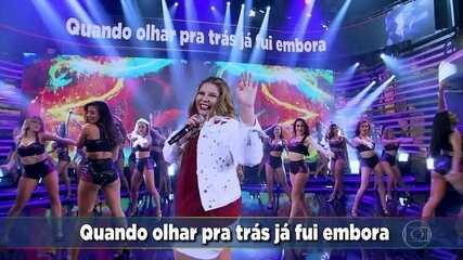 Marília Mendonça canta 'Eu Sei de Cor'