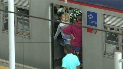 Casos de abuso sexual no metrô e nos trens de São Paulo aumentam 26% em um ano