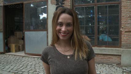 Suzana Pires elege ships favoritos de 'Sol Nascente'