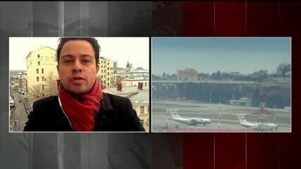 Avião militar russo, com 93 pessoas a bordo, cai depois de decolar da cidade de Sochi