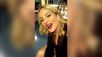 Claudia Leitte defende Danilo Franco e pede votos ao público