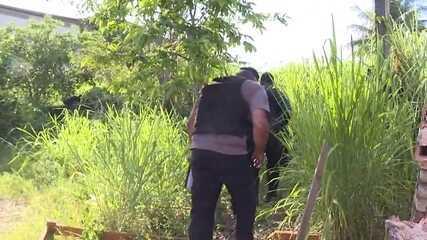 Polícia encontra corpo de grávida desaparecida
