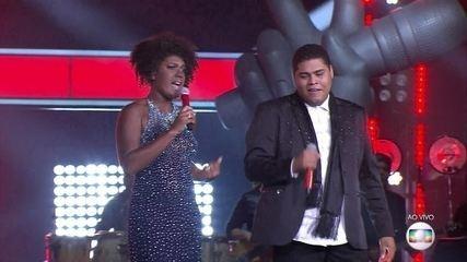 Danilo Franco e Mylena Jardim interpretam 'Say Say Say'