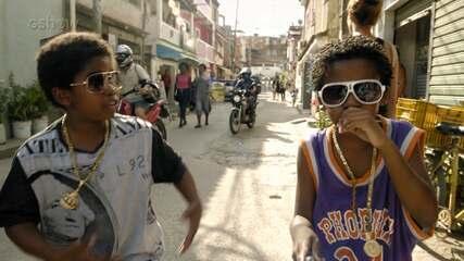 Clipe de rap será a esperança para salvar o filho de Laranjinha