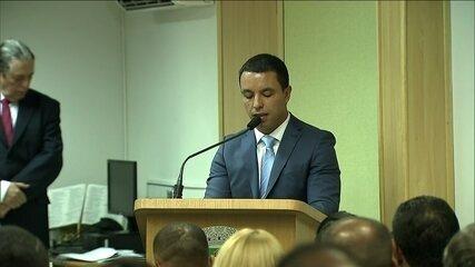 Rogério Lins toma posse em Osasco (SP) menos de 48 horas após deixar a cadeia