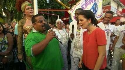 Acadêmicos do RJ seleciona intérprete de samba enredo em Campo Grande