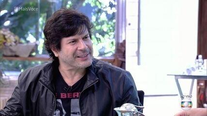 Paulo Ricardo fala sobre nova versão da música 'Vida Real'