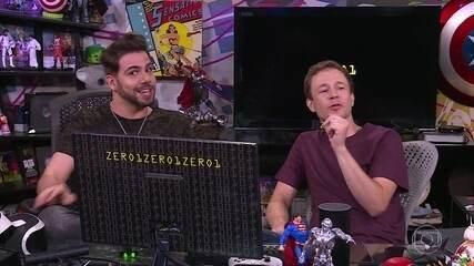 Tiago entrevista o youtuber T3ddy e joga games de celular