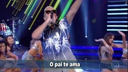 "MC G15 canta ""Deu Onda"""