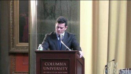 Juiz Sérgio Moro diz que espera que Lava-Jato tenha deixado democracia mais forte no país