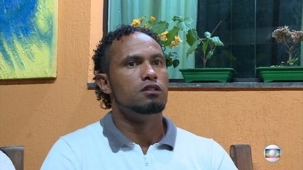 Ao deixar a prisão, goleiro Bruno Fernandes concede entrevista exclusiva