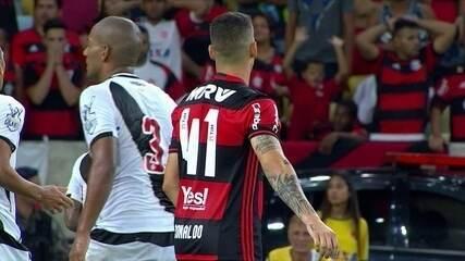 Melhores momentos: Vasco 0 x 0 Flamengo pela semifinal da Taça Rio