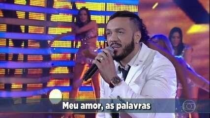 Belo canta 'Tua Boca'