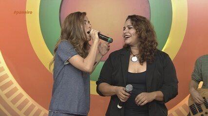 Parte 1: 'Paneiro' reúne Wanessa Camargo e Nelly Miranda