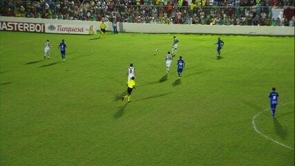 Assista aos melhores momentos de Salgueiro x Santa Cruz pelo Campeonato Pernambucano