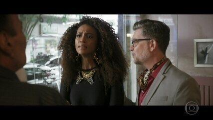 Michele decide confrontar Tom Bob