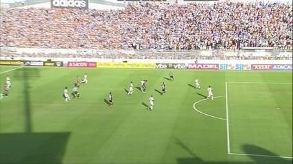 Primeiro jogo: Ponte Preta 0 x 3 Corinthians