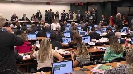 Comissão especial da Câmara aprova relatório da reforma da Previdência