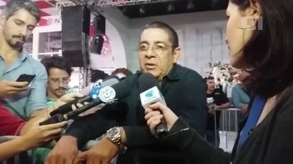 Zeca Pagodinho fala sobre o parceiro Almir Guineto