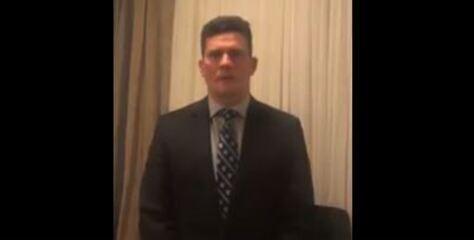 Sérgio Moro pede que apoiadores da Lava Jato não vão para Curitiba