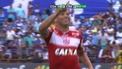Neto Baiano marca um golaço na decisão de 2017