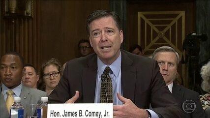 Trump demite James Comey, diretor da Polícia Federal dos EUA
