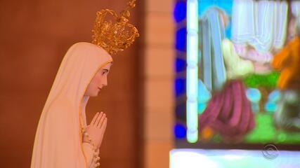 Santuário Nossa Senhora de Fátima é inaugurado em Porto Alegre