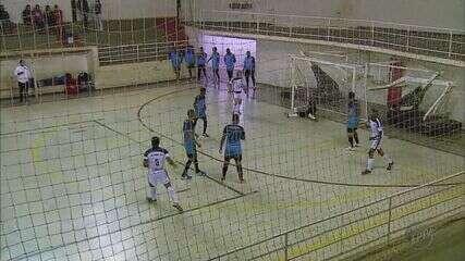 Veja como foram os jogos na abertura da segunda fase da Taça EPTV de Futsal