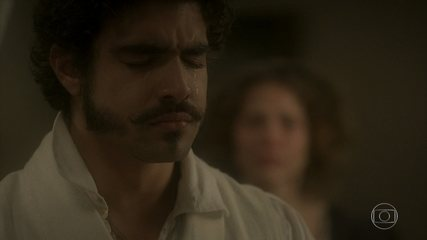 Leopoldina e Pedro perdem o pequeno João Carlos, filho do casal 💔