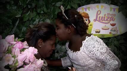 Solidariedade: grupo se reúne e organiza festa de aniversário para criança moradora de rua