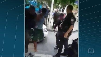 Polícia Militar prende quatro suspeitos de roubo em Botafogo