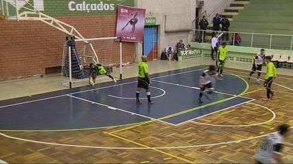 Veja os gols e resultados da rodada da Taça EPTV de Futsal