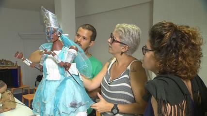 A arte milenar do teatro de bonecos através do grupo mineiro 'Giramundo'