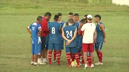 Rio Branco-AC fecha preparação para enfrentar São Francisco-PA, em Santarém