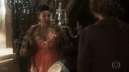 Diara pretende desmascarar Thomas para Anna