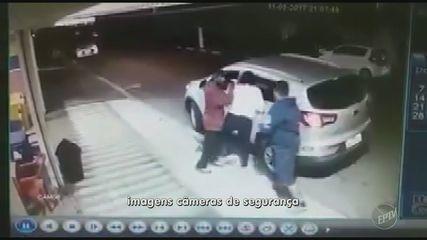 Empresária foi abordada por ladrões na noite de quarta-feira