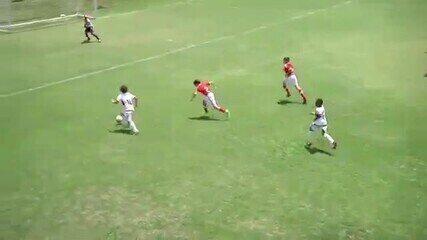 Lucianinho chamou a atenção de torcedores na rede
