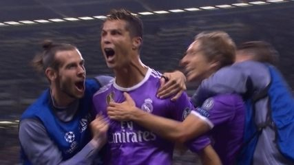 Os gols de Juventus 1 x 4 Real Madrid pela final da Liga dos Campeões da UEFA