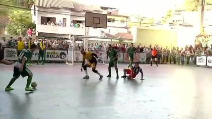 Paulo de Frontin sofre, mas passa Mendes e disputa pela 1ª vez a final da Copa Rio Sul