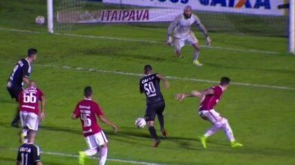 Melhores momentos de Figueirense 1 x 2 Internacional pela Série B do Campeonato Brasileiro