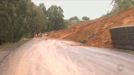 Mais de 7 mil pessoas foram afetadas pela chuva em Lages