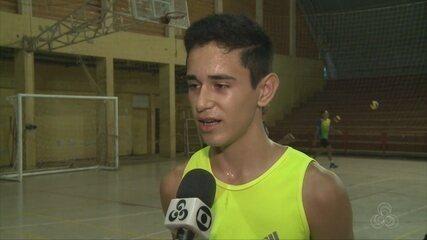 Jovem do interior do Acre quer disputar pela primeira vez Brasileiro de Vôlei juvenil