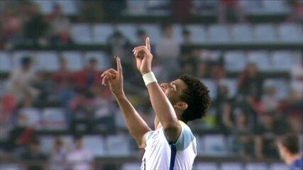 Os gols de Itália 1 x 3 Inglaterra pelo Mundial sub-20