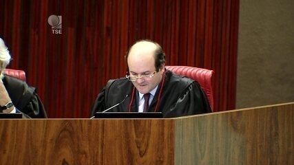 Vieira argumenta não haver 'prova cabal' relativa ao financiamento da campanha de 2014