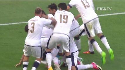 Itália vence Uruguai nos pênaltis na disputa pelo 3º lugar na Copa do Mundo sub 20