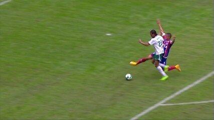 Melhores momentos: Bahia 2 x 4 Palmeiras pela 8ª rodada do Brasileirão