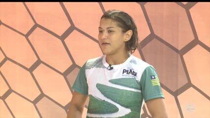 Sarah Menezes fala sobre mudança de categoria e bom desempenho